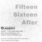 DALTON, John - Fifteen (Back Cover)