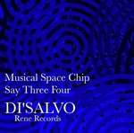 DI'SALVO - Say Three Four (Front Cover)
