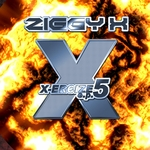 ZIGGY X - X-Ercize 5 EP (Front Cover)