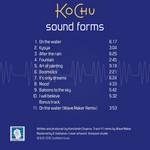 KOCHU - Sound Forms (Back Cover)