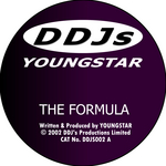YOUNGSTAR - The Formula (Front Cover)