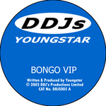 YOUNGSTAR - Bongo VIP (Front Cover)