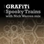 GRAFITI - Spooky Trains (Front Cover)