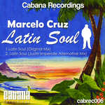 CRUZ, Marcelo - Latin Soul (Front Cover)
