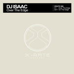 DJ ISAAC - Over The Edge (Front Cover)