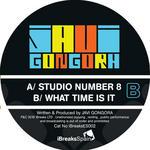 GONGORA, Javi - Studio Number 8 (Front Cover)