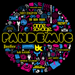 SAVAGE, Anne/BK - Pandemic EP 2 (Front Cover)