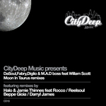 DASOUL & FABRY DIGLIO & MAD BOSS feat WILLIAM SCOTT - Moon In Taurus (remixes) (Front Cover)