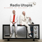 RADIO UTOPIA - Algebra Of Delight (Front Cover)