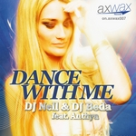 DJ NELL & DJ BEDA feat ANTHYA - Dance With Me (Front Cover)