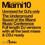 Azuli Presents Miami 2010 (unmixed plus bonus track)