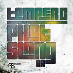 TEMPER D - Phat Slang EP (Front Cover)