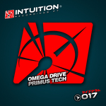 OMEGA DRIVE/PRIMUS TECH - #017 (Front Cover)