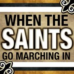 VARIOUS - When The Saints Go Marching In (Front Cover)