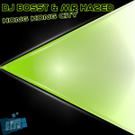 DJ BOSST & MR HAZED - Hong Kong City (Front Cover)