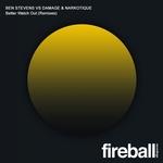 STEVENS, Ben vs DAMAGE & NARKOTIQUE - Better Watch Out (remixes) (Front Cover)