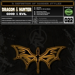 DRAGON & HUNTER - Good & Evil (Front Cover)
