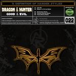 DRAGON & HUNTER - Good & Evil (Front Cover)