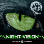 ELEVENTH SUN - Night Vision (Front Cover)