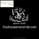 ENGLISH HOUSE/DJ TRICKS/BRIAN X - Black Magic Vol 1 (Front Cover)