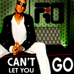 FIO feat SIMMONS - Can't Let You Go (The remixes) (Front Cover)