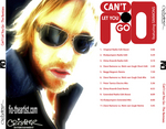 FIO feat SIMMONS - Can't Let You Go (The remixes) (Back Cover)