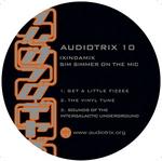 IXINDAMIX/BAD GIRLZ - Get A Little Fizzee (Back Cover)