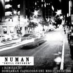 NUMAN - Skull Crusher EP (Front Cover)