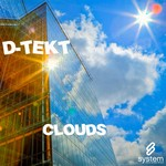 D TEKT - Clouds (Front Cover)