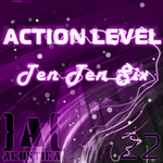 ACTION LEVEL - Ten Ten Six (Front Cover)
