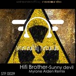 HIFI-BROTHER - Sunny Devil (Front Cover)