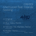 GHETTOZOID feat YOLANDA - Seeking (Back Cover)