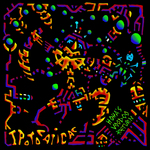 IPOTOCATICAC - Hoha's Voodoo Return EP (Front Cover)