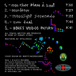 IPOTOCATICAC - Hoha's Voodoo Return EP (Back Cover)