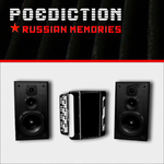 POEDICTION - Russian Memories (Front Cover)