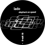 LADO - Elephant On Speed (Front Cover)