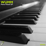 WUMM - Piano Putsch EP (Front Cover)