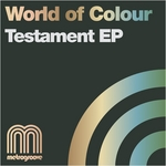 WORLD OF COLOUR - Testament EP (Front Cover)
