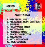 NELVER - Adaptation (Back Cover)