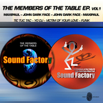 The Members Of The Table EP Vol 1