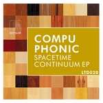 COMPUPHONIC - Spacetime Continuum EP (Front Cover)