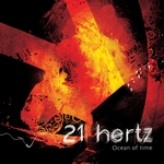 21 HERTZ - Ocean Of Time (Front Cover)