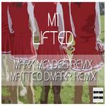 M1 - Lifted (remixes) (Front Cover)