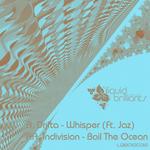 DRIFTA/INDIVISION - Whisper (Front Cover)