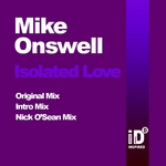 ONSWELL, Mike - Isolated Love (Front Cover)