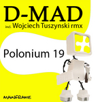 D MAD - Polonium 19 (Front Cover)