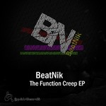BEATNIK - Function Creep EP (Front Cover)
