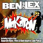 BEN & LEX - Makaton EP (Front Cover)
