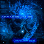 ARMAGEDDANCE - Dimension Surfers (Front Cover)