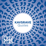 KAVSRAVE - Quotes (Front Cover)